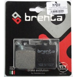 Pastillas de freno Brenta FT 3014 Piaggio/Vespa