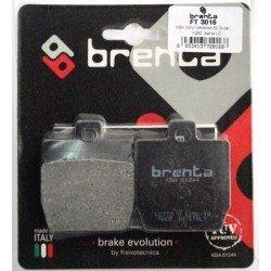 Pastillas de freno Brenta FT 3016 Yamaha Aerox traseras