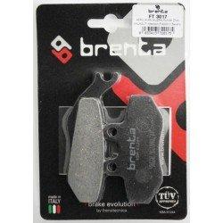Pastillas de freno Brenta FT 3017
