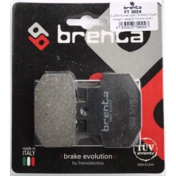 Pastillas de freno Brenta FT 3024