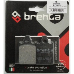 Pastillas de freno Brenta FT 3025