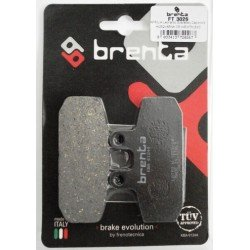 Pastillas de freno Brenta FT 3026 Aprilia Sportcity, Atlantic 500...