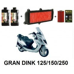 Kit revisión Kymco Grand Dink 125/150