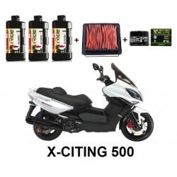 Kit revisión Kymco Xciting 500 desde 2005