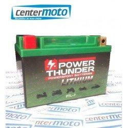 Bateria de litio YTX20L-BS