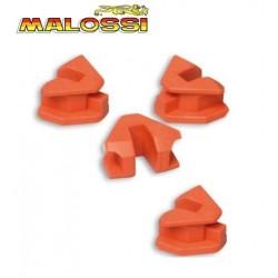 Juego guias variador Malossi. Para variadores Multivar 2000 400/500cc