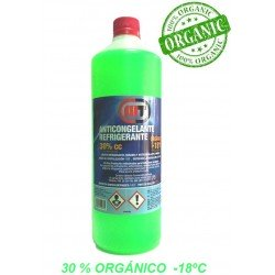 Anticongelante orgánico 30% 1L. (-18ºC)