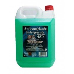 Anticongelante orgánico 30% 5 L. (-18ºC)