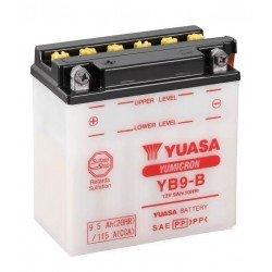 Bateria YB9-B Yuasa Combipack