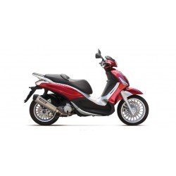 Escape Yasuni Piaggio Beverly 125 desde 2010