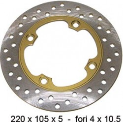 Disco de freno Honda Dylan, @, PSi, SH 125/150