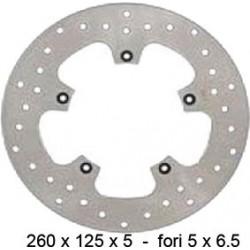 Disco de freno Aprilia SR Max, Gilera Nexus, Piaggio X7, X8, X EVO 125/250/300/500