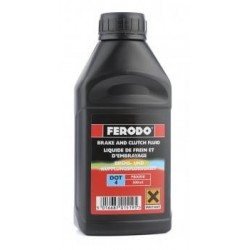 Liquido de frenos Ferodo DOT-4 250ml