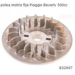 Polea ventilador Piaggio 400/500