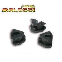 Juego guias variador Malossi. Para variadores Multivar 2000 Maxiscooter 2a serie