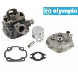 Equipo motor Minarelli/Yamaha Horizontal LC ø 47. (65c.c)