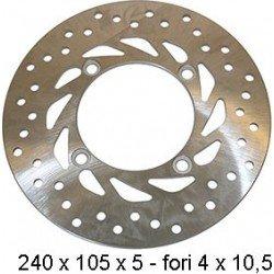 Disco de freno Honda SH 125/150 ie (Inyección desde 2009) Trasero