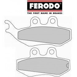 Pastillas de frendo FERODO FDB677