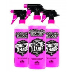 Promo 3x2 Limpiador Muc-Off Motorcycle Cleaner Bote 1L