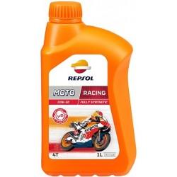 Aceite Repsol Moto Racing 4T 10W50. 1L