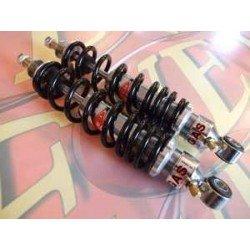 Jgo Amortiguadores traseros Gas FORZA para Kymco X-Citing 500 2008-