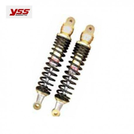 Jgo Amortiguadores traseros Gas YSS para Piaggio Beverly 125 (01-09),200/250