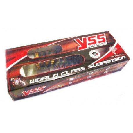 Jgo Amortiguadores traseros Gas YSS para Suzuki Burgman 650 2003-