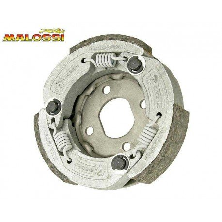 Embrague Malossi Fly Clutch 107mm para Piaggio, Honda, Kymco, Peugeot 50.
