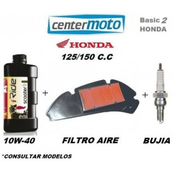Kit revisión Honda SH, Dylan, PS ...125/150 c.c