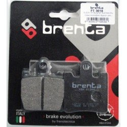 Pastillas de freno Brenta FT 3018 Suzuki Burgman / Sym GTS