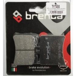 Pastillas de freno Brenta FT 3020 Aprilia Atlantic, SR, Malaguti...