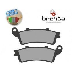 Pastillas de freno Brenta FT 3023B Honda Pantheon 125, Forza 250 delanteras