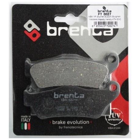 Pastillas de freno Brenta FT 3027