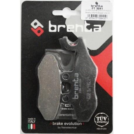 Pastillas de freno Brenta FT 3041