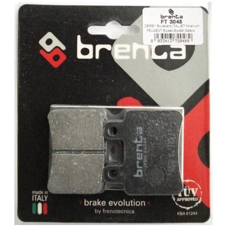 Pastillas de freno Brenta FT 3048