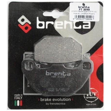 Pastillas de freno Brenta FT 3049