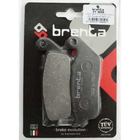 Pastillas de freno Brenta FT 3059