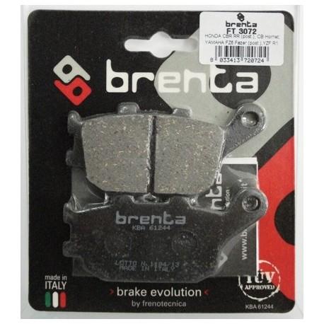 Pastillas de freno Brenta FT 3072