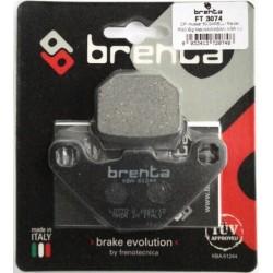 Pastillas de freno Brenta FT 3074