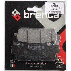Pastillas de freno Brenta FT 3103 (Kymco superdink 125/300)