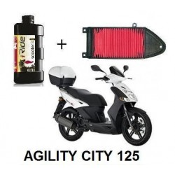 Kit revisión Kymco Agility City 125