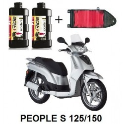 Kit revisión Kymco People S 125/150/200