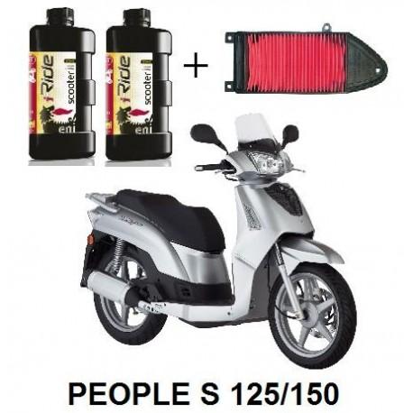 Kit revisión Kymco People S 125/150/200