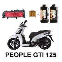 Kit revisión Kymco People GTI 125