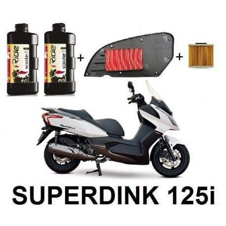 Kit revisión Kymco SuperDink 125