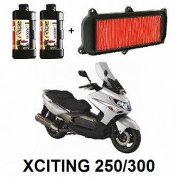Kit revisión Kymco Xciting 250/300