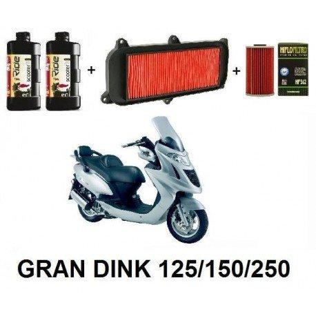Kit revisión Kymco Grand Dink 125/150
