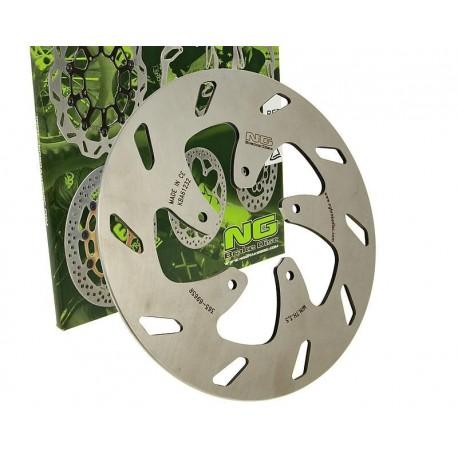 Disco de freno NG 365 Ø220 x Ø58 x 4