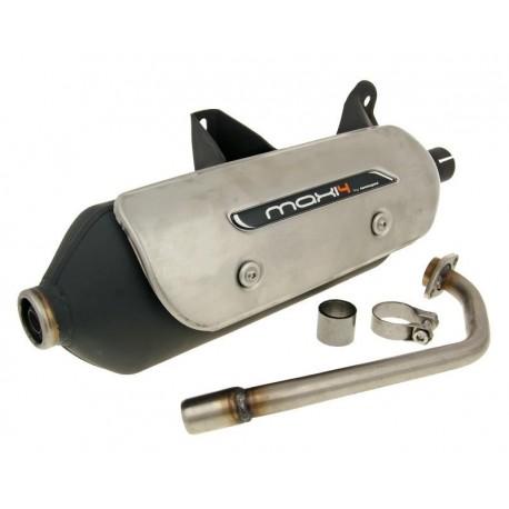 Escape Tecnigas New Maxi 4 Aprilia Sportcity, Derbi Rambla, Piaggio Beverly 125. (Motor Quasar)