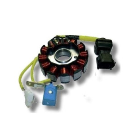 Stator Motor Piaggio 125/150/180/200 (Leader)